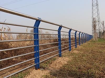 河道护栏图片1