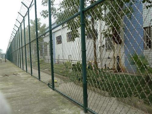机场监狱护栏